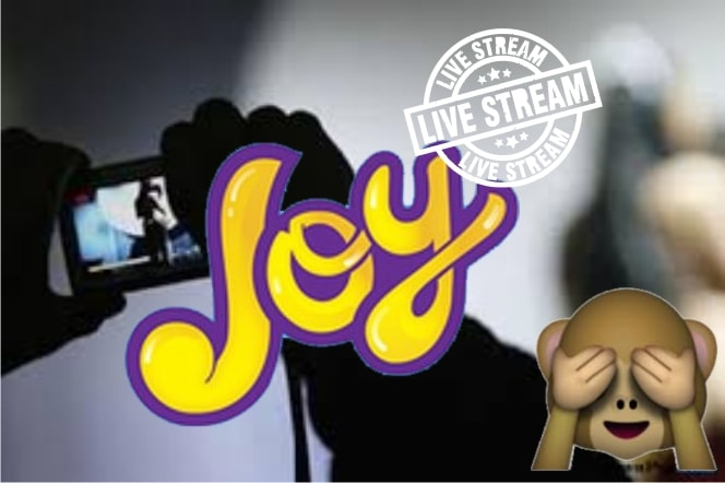 "Akibat ""Joy Live"" Streaming Adegan Panas, Cewek Ini Dibekuk Polisi			No ratings yet."