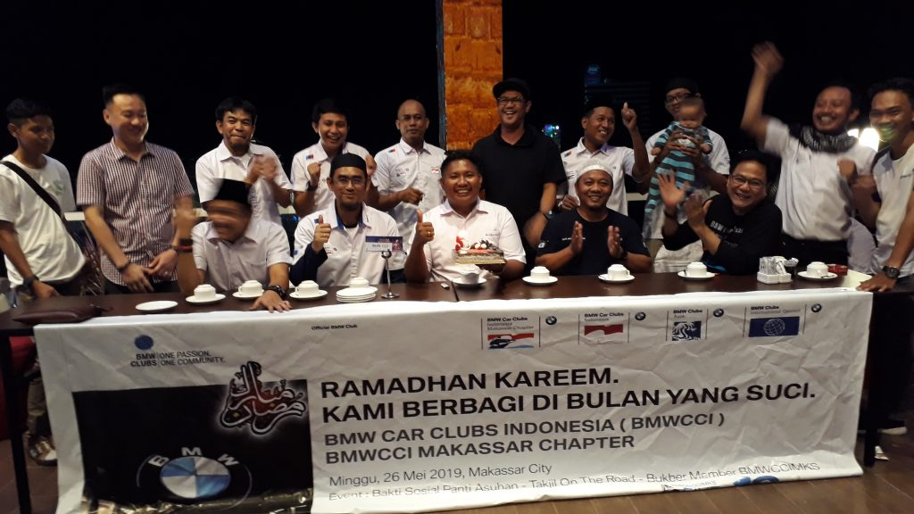 Amaliah Ramadhan di Anniversary 5th BMWCCI Makassar Chapter			No ratings yet.